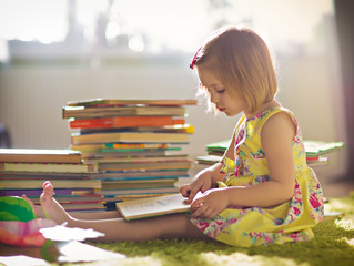 What Makes a Great Book for a Preschooler?