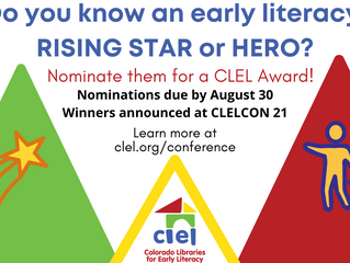 Fight Imposter Syndrome with the Annual CLEL Awards!