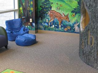 Spotlight: Library Early Literacy Corners!