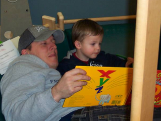 Early Literacy Reminder - Letting Children Pick Their Own Books
