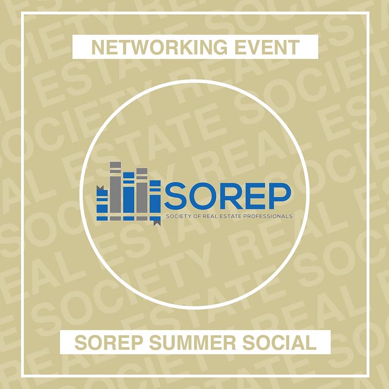 SOREP Summer Social