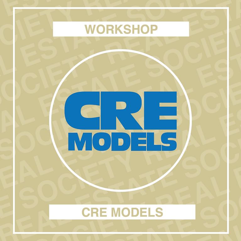 CRE Models Workshop