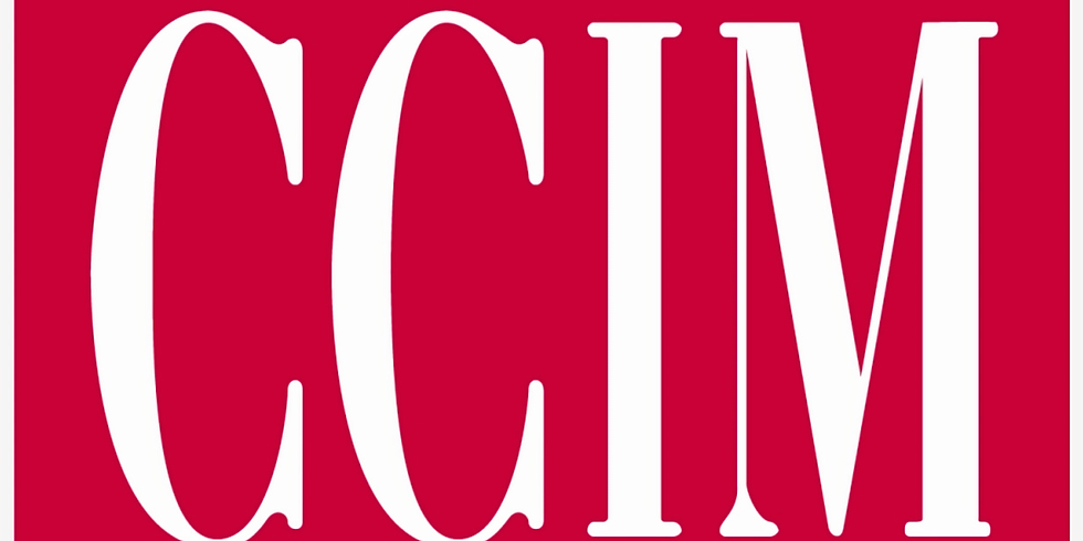 CCIM Networking Event