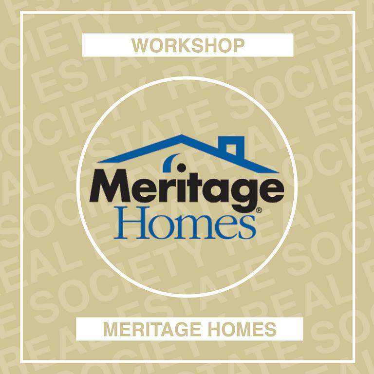 Meritage Homes Workshop
