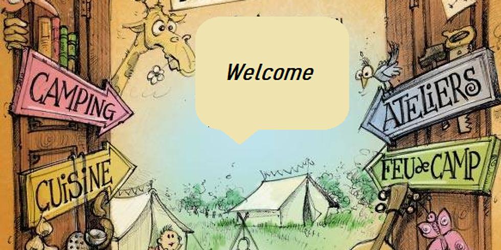 Chantier imaginaire & son camping familiale