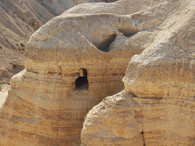 30 Mar Morto - Carvernas de  Qumran (FAT