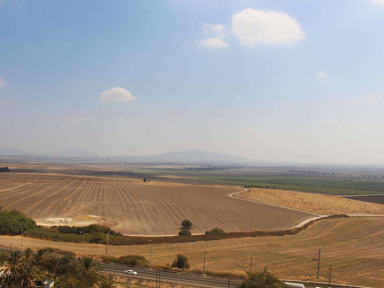 50 Megido -Vale de Jezrael (FATESI).JPG