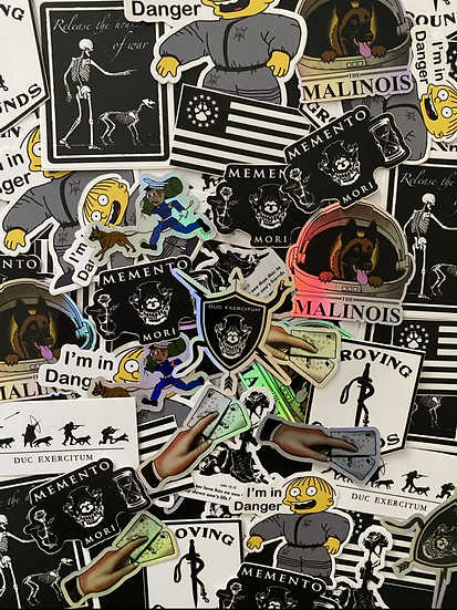 Variety sticker bundle