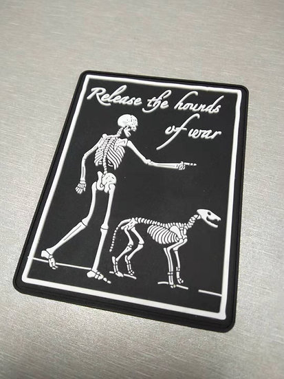 Hell Hounds Patch