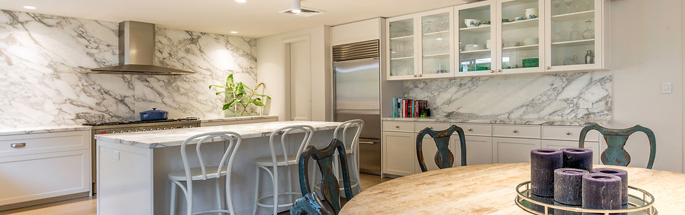 Orishon Projects build this brand new kitchen and dining room. New stone and island benchtop.
