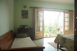 guestroom side view