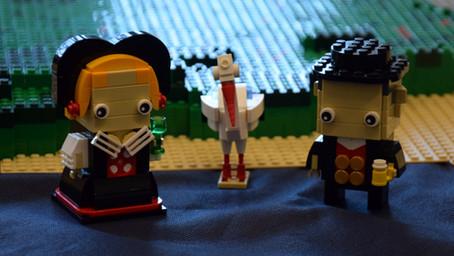 J-4   Salon du modélisme - Expo de jouets Lego®