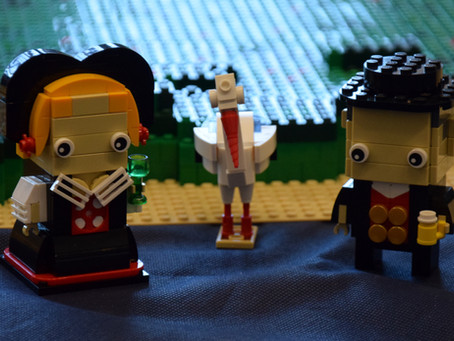 J-4 | Salon du modélisme - Expo de jouets Lego®