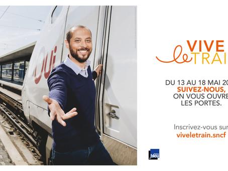 VIVE LE TRAIN !