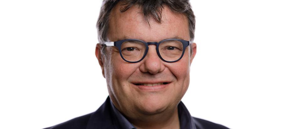 Christophe Chartrain, nouveau Président de la Cité du Train.