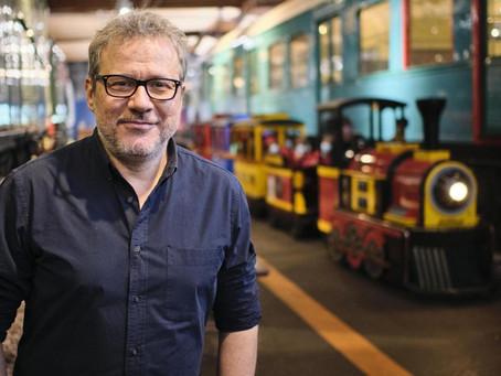 """La Cité du Train sur France 5 dans l'émission """"Des trains pas comme les autres""""."""