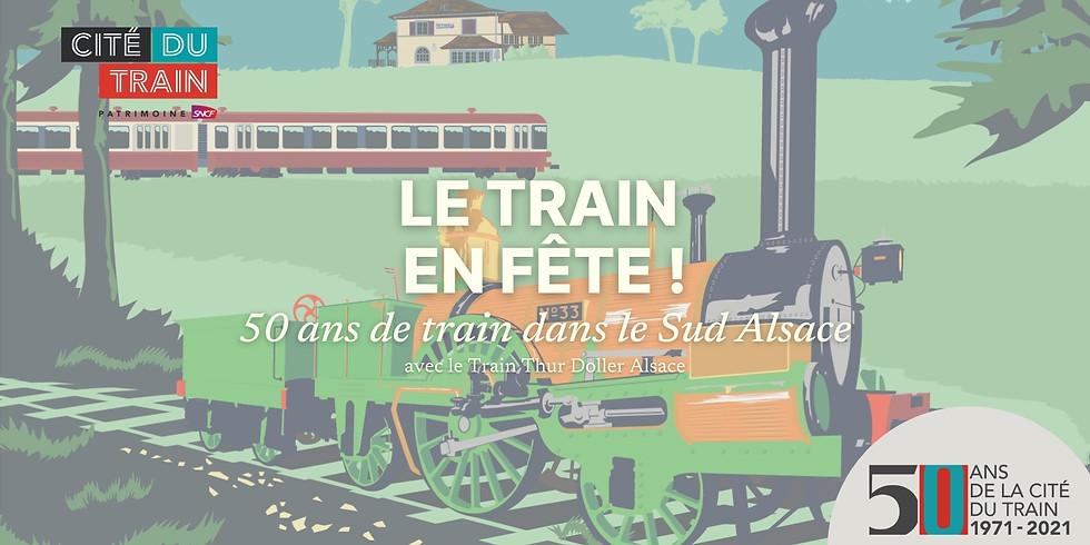 Le Train en fête !
