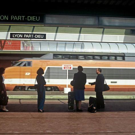 Voyager à grande vitesse • 40 ans de TGV