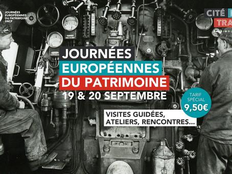 Journées Européennes du Patrimoine #JEP2020