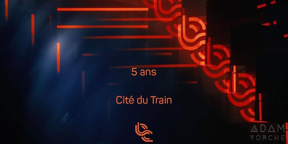 Bass Couture - 5 ans à la Cité Du Train