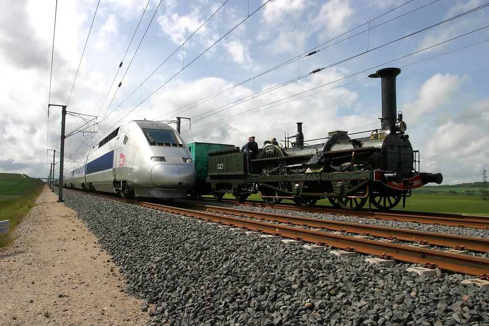 TGV, Crampton, LGV Est, Mai 2007, Cité du Train - Patrimoine SNCF