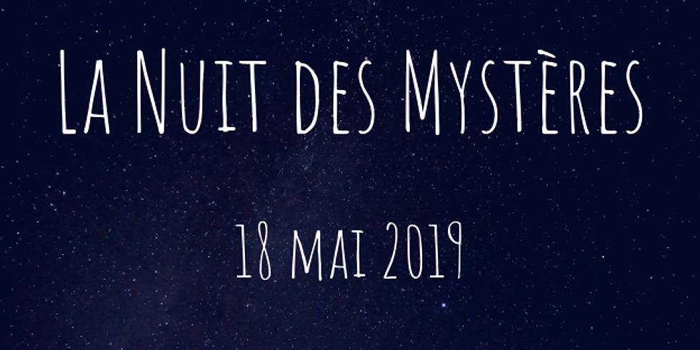 Nuit des Musées | Nuit des Mystères