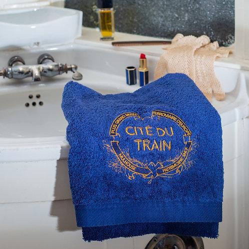 Serviette, Cité du Train