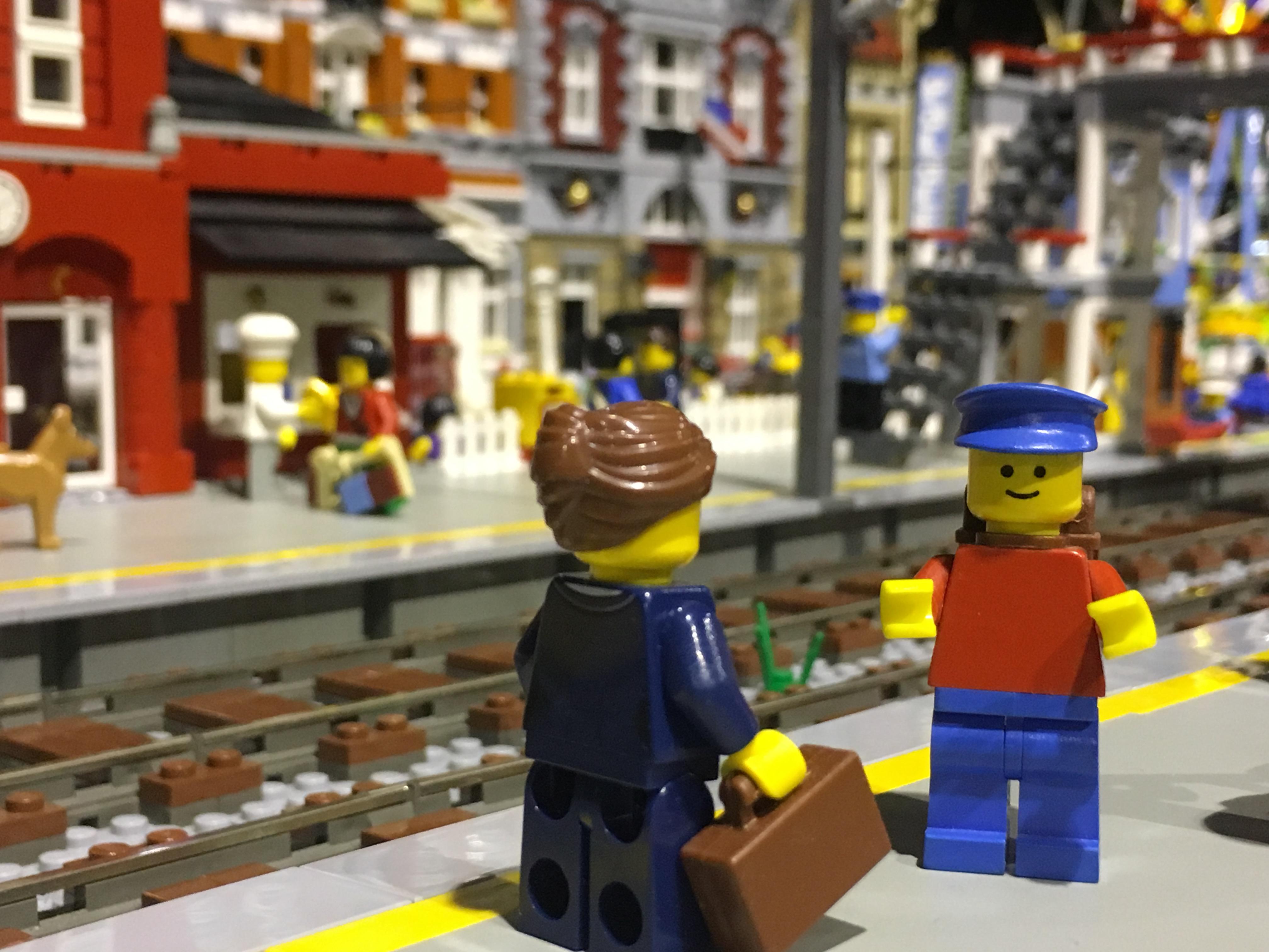 Modélisme Expo Salon Lego® Du Jouets De CxQdohBstr
