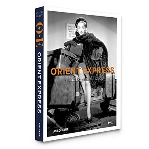Orient-Express : Legend of Travel (Anglais)