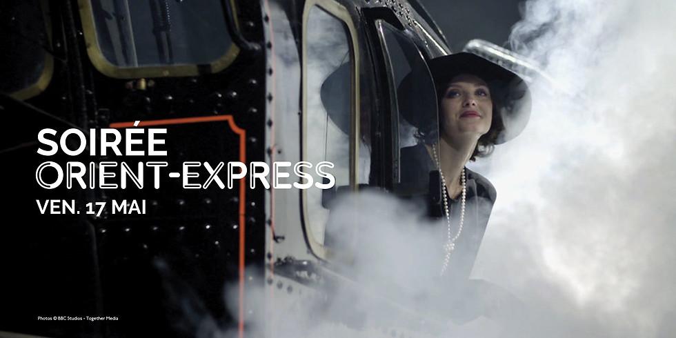 Soirée Orient-Express