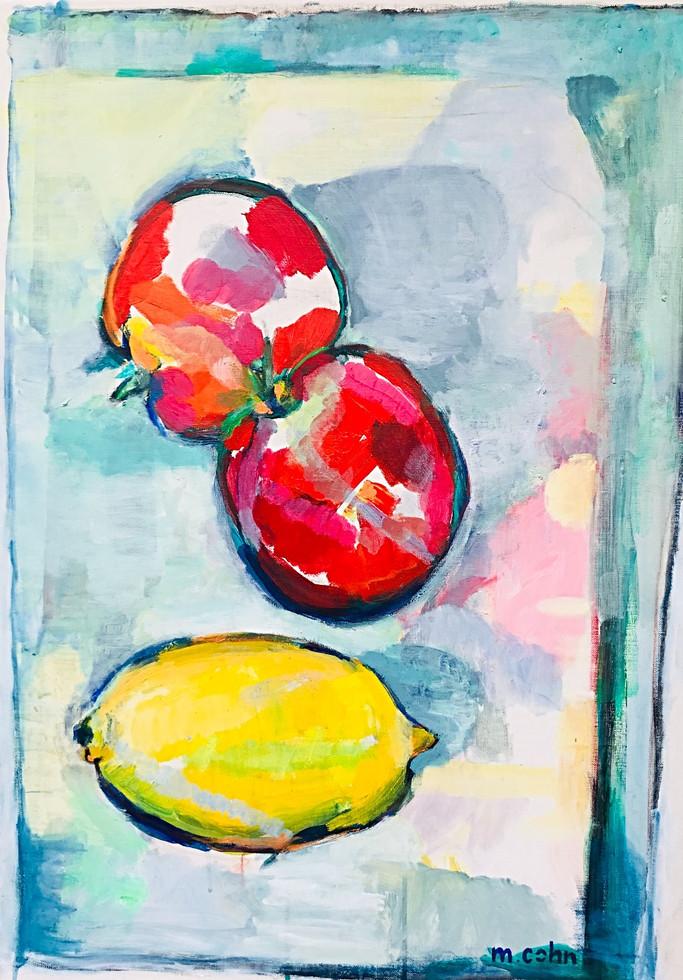 Tomatoes & Lemon
