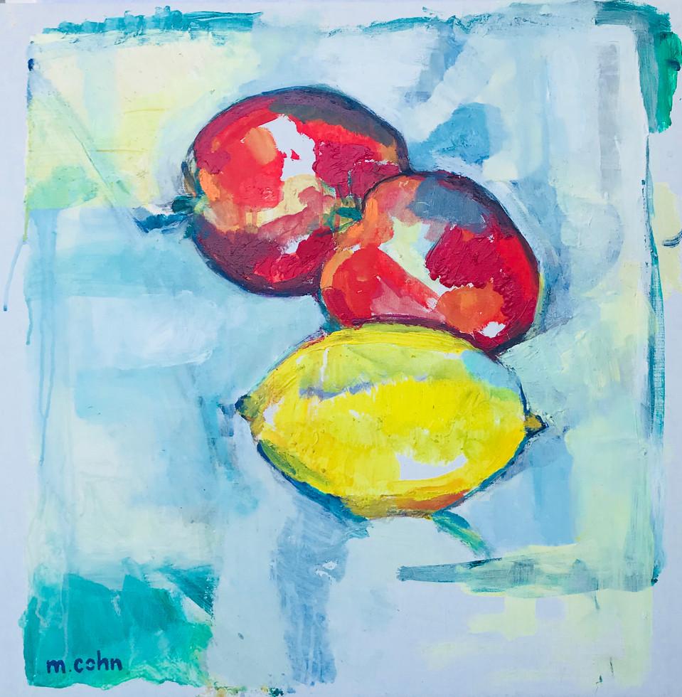 Lemon & Tomatoes