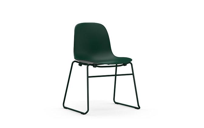 NORMANN COPENHAGEN Form Stacking Chair Full Upholstery