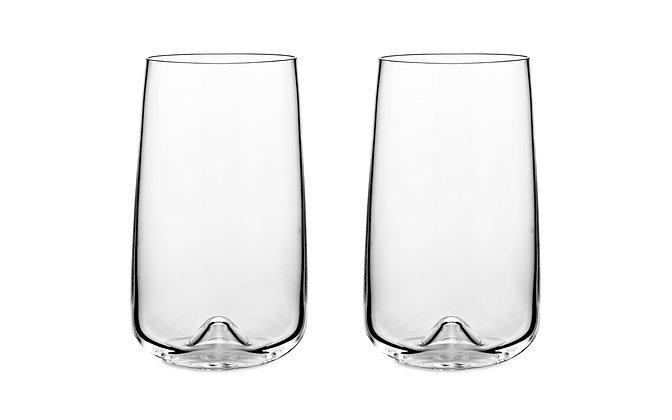 NORMANN COPENHAGEN Long Drink glass (2pcs)