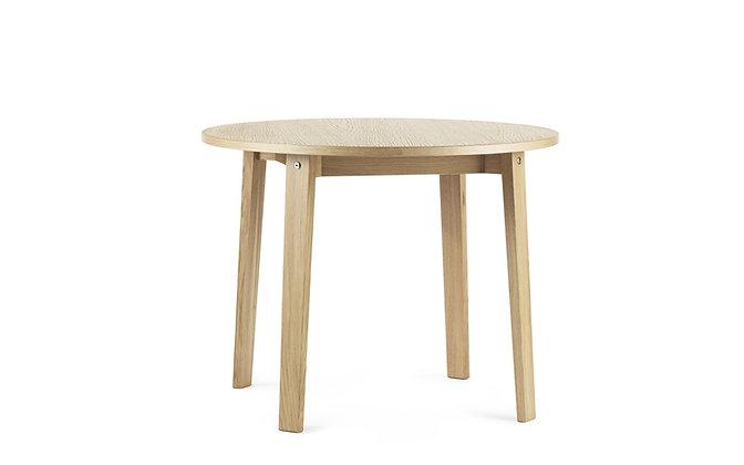 NORMANN COPENHAGEN Slice Table Vol. 2 Round Oak