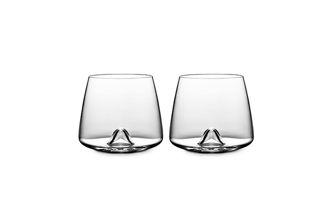 NORMANN COPENHAGEN Whiskey glass (2 pcs)