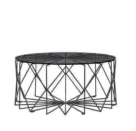 BOLIA Vitro coffee table Ø90