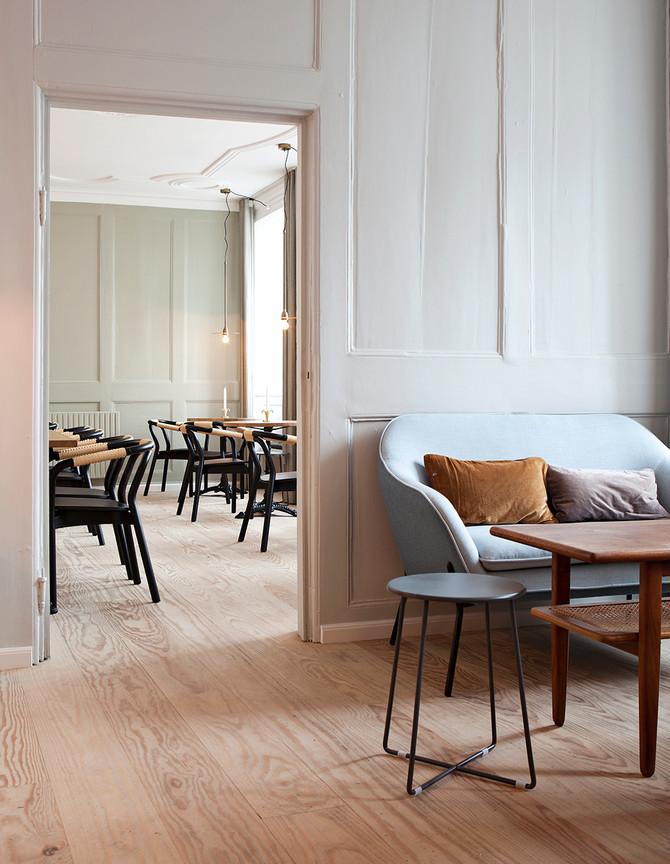 Restoran Kompasset Kopenhagenis