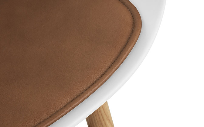 NORMANN COPENHAGEN Form Cushion Leather