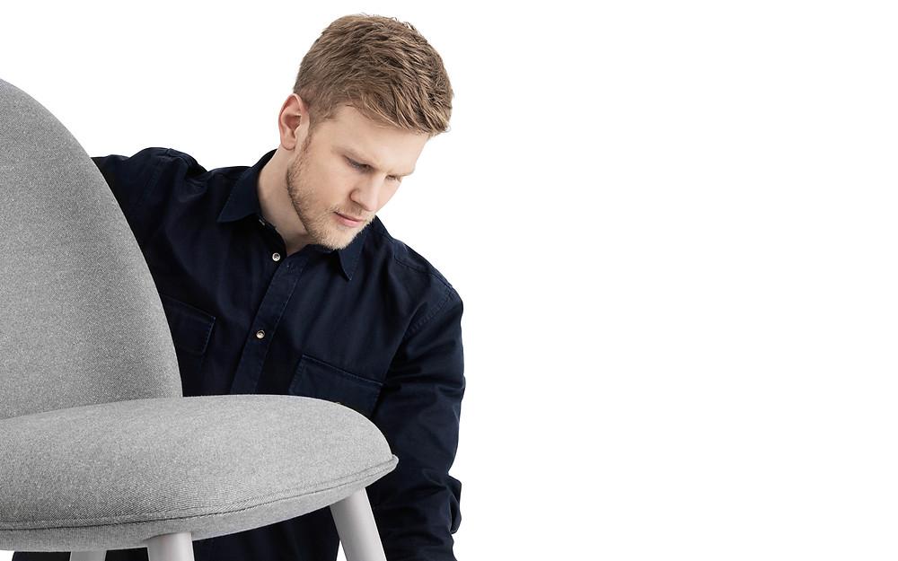 Hans Hornemann on tunnustatud Taani disainer ning teeb pikaajaliselt koostööd Normann Copenhagen´iga