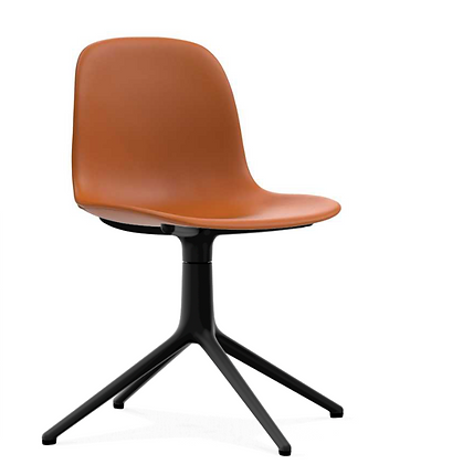 NORMANN COPENHAGEN Form Swivel Chair Full Upholstery