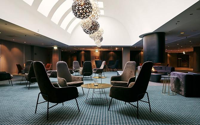 ERA lounge tool Norra Radissoni hotellis