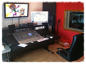 Stornoway Sound Studio and Dubbing Theatre 1