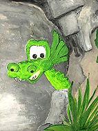 AWO Kita FaBiO - Fotos aus der Drachenhöhle