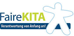 Original Logo FaireKita - Verantwortung von Anfang an!