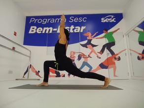 Prática do yôga e pilates ajuda a retomar as atividades físicas