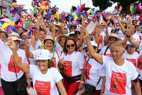 Sesc participará da II Marcha contra o Trabalho Infantil
