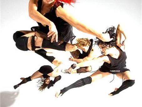 Concours international de danse en Arles 2016