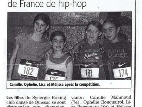 Championnat de France Hip Hop individuel 2007