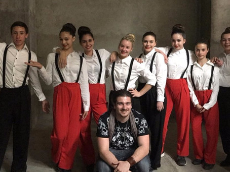 Concours international de danse en Arles 2017
